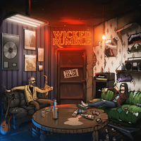WICKED RUMBLE - Blues Meets Metal (2019)