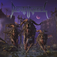 DEATH ANGEL - Humanicide (2019)
