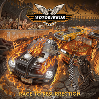 MOTORJESUS - Race To Resurrection (2018)