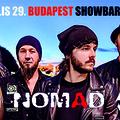 NOMAD - Születésnapi és Slogan zenekarbemutató koncert a Karmapirin vendégjátékával