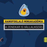 HANGFOGLALÓ - A zenekar is vállalkozás