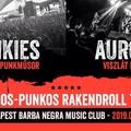 JUNKIES & AURORA - Közös jubileumi koncert