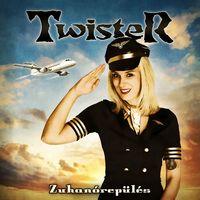 TWISTER - Dalpremier: Zuhanórepülés