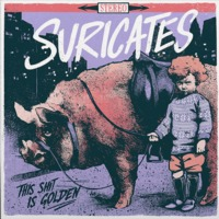SURICATES - This Shit Is Golden (2019)