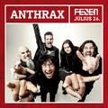 FEZEN - Anthrax, Dragonforce és Richie Kotzen is jön Fehérvárra!
