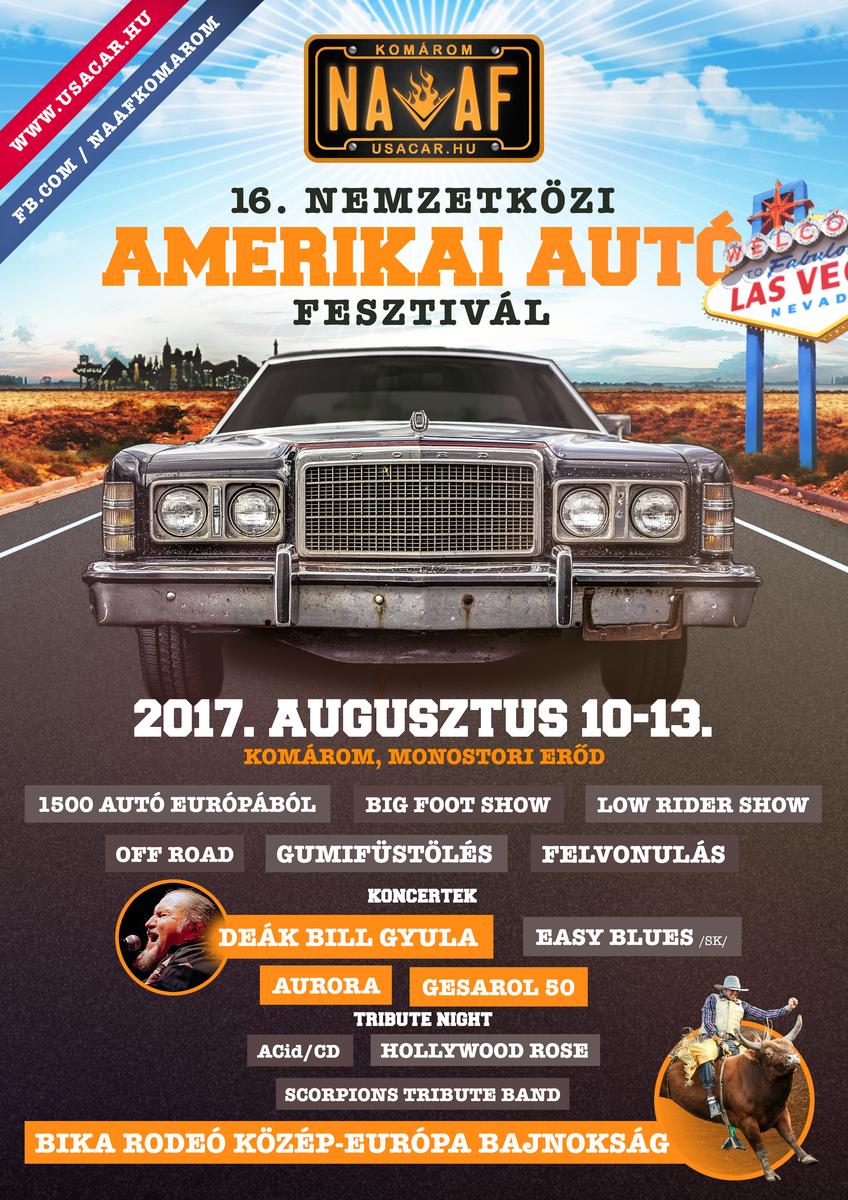 16 Nemzetkozi Amerikai Auto Fesztival Benzinfalo Szornyetegek A Monostori Erodben Rozsdagyar