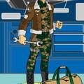 Eric Spunkmeyer katonai pályafutása