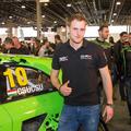 """Lukács Kornél """"Csucsu"""" a Rallycross Világbajnokságon a montalegre-i pályán harcolt"""
