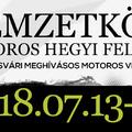 Nemzetközi Motoros Hegyi Felfutó - Parádsasvár