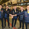 Menni Dakar! Elindult a csapat!
