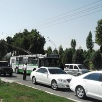 Dusanbe közösségi közlekedése