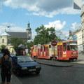 Lviv, a vonalkódos villamosok városa