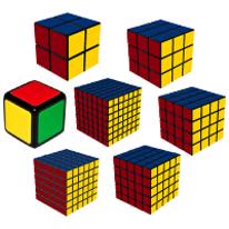 Rubik kocka típusok 1