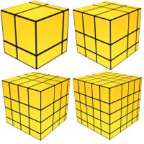 Rubik kocka típusok 2