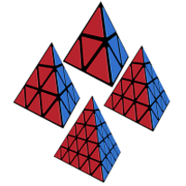 Rubik kocka típusok 3