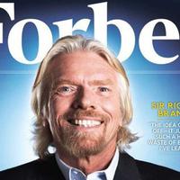 Forbes TOP 10 kedvenc Richard Branson mondata