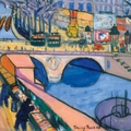 Fictional Art History 1. Tihanyi Lajos - Pont St. Michel