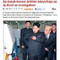 A Reuters mindent tud: Koreai