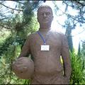 Szobrot emeltek Hiddinknek a Krímben