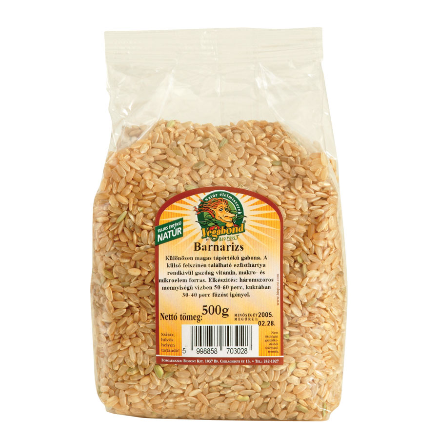 Barna rizs kúra - 1. nap - Rúzs&Fakanál