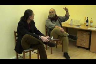 Konok Péter Egerben - videó