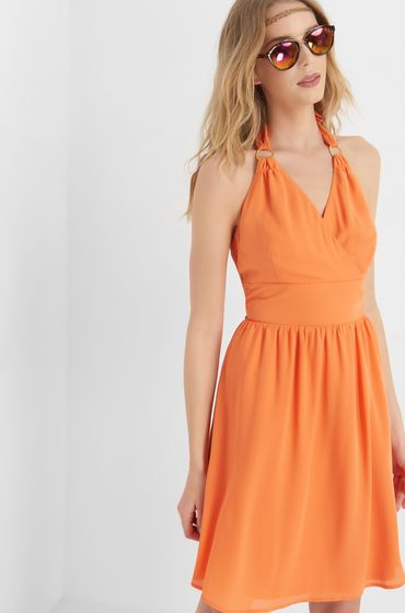 Bershka - 7995 Ft. narancssarga nyaro ruha orsay.jpg 5dc14b7d86