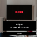 21 tény a 21 éves Netflixről