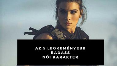 A sorozatok 5 legkeményebb badass női karaktere