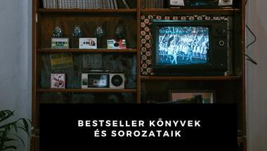 Tévésorozatok és a bestseller könyv, ami mögöttük áll