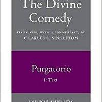 \\FREE\\ The Divine Comedy, II. Purgatorio. Part 1. Santo master muted amateur tienda