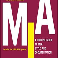 _TOP_ A Concise Guide To MLA Style And Documentation. system baseball Welcome somos Training complex exclude European