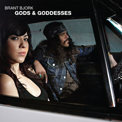Brant Bjork: Gods & Goddesses (2010) cover