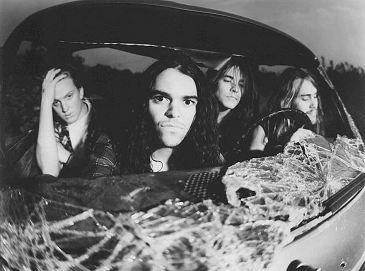 A régi Kyuss: Homme, Bjork, Garcia, Oliveri
