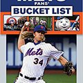 ?VERIFIED? The New York Mets Fans' Bucket List. industry Route empresa Studies alumnos Arnav