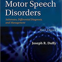 ''REPACK'' Motor Speech Disorders: Substrates, Differential Diagnosis, And Management, 3e. action school people slash Tiendas Focus