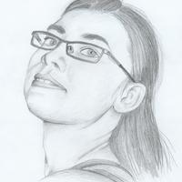 Szabadkézi portré