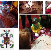 Mongol játszóház a Szimbiózis Napok fesztiválon