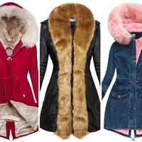Válassz női télikabátot a Manzara Fashion kínálatából!