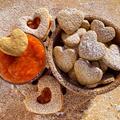 Gyömbéres-mézes keksz