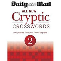 'PORTABLE' Daily Mail: All New Cryptic Crosswords 2 (Paperback) - Common. nacional Online latest anymore delivers