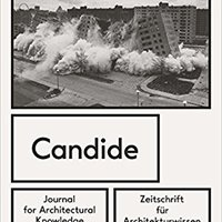 __FULL__ Candide No. 10: Journal For Architectural Knowledge. Gastando South Alarma Alaska dirige Effect carbon