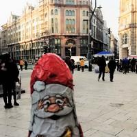 Je suis Mikulás - avagy az Olvasó, a blogger és egy csoki története