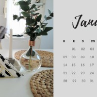 2019-re legyen ingyenesen letölthető, Saját Otthon Projektes naptárad!