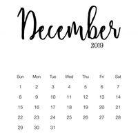 Ingyenesen letölthető 2019-es naptárak