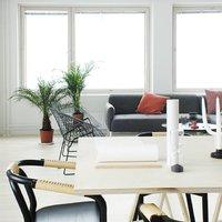 Egy finn bemutató lakás, amit érdemes megnézni