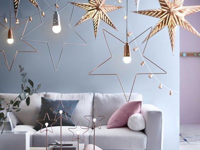 Ikea világító ablak