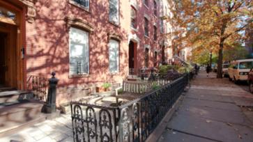 Egy trendszerető holland házaspár lakása Brooklynban