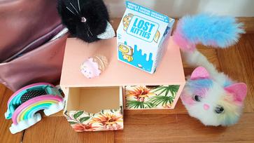 Fiókos mini tároló az íróasztalra
