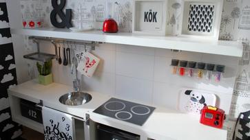 IKEA hack ötletek: álomkonyha gyerekeknek