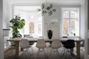 Egy klasszikus, svéd polgári lakás, amit sosem lehet megunni